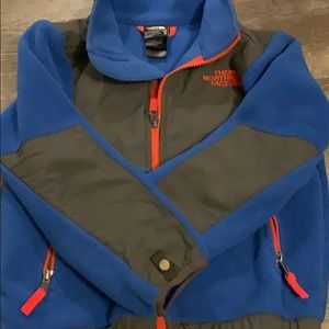 Like New Boys North Face Jacket